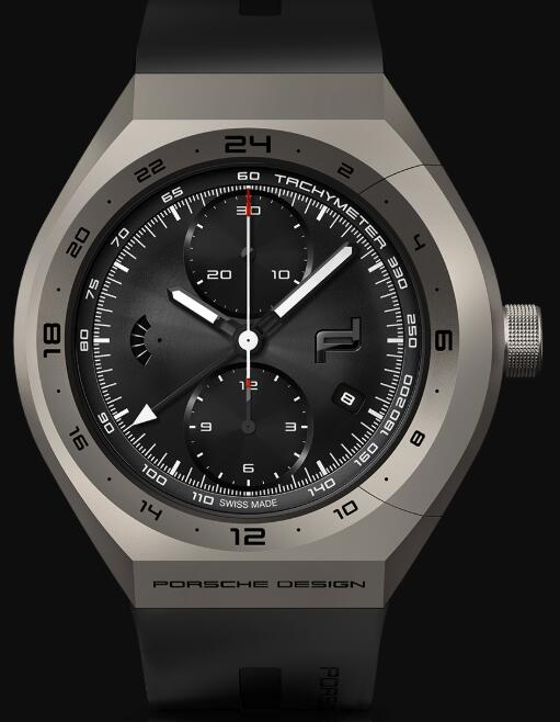 Porsche Design MONOBLOC ACTUATOR GMT-CHRONOTIMER 4046901564131 Replica Watch