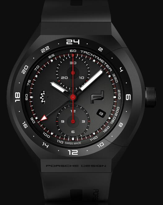 Porsche Design MONOBLOC ACTUATOR 24H-CHRONOTIMER 4046901568047 Replica Watch