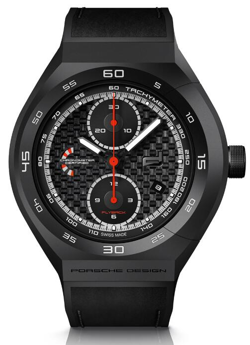 Porsche Design MONOBLOC ACTUATOR FLYBACK 4046901810504 Replica Watch
