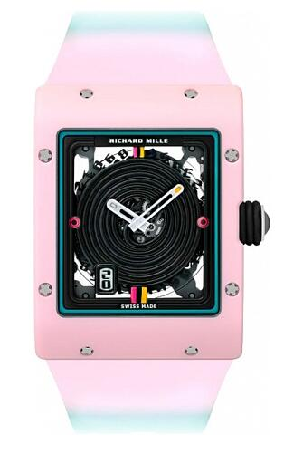 Richard Mille Bonbon RM 16-01 Reglisse Replica Watch