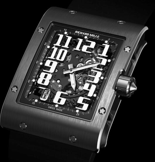 Richard Mille RM 016 Ti Extra Flat 516.45.91-1 Replica Watch