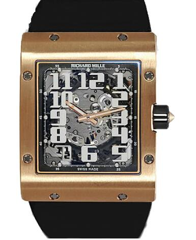 Richard Mille RM 016 RG Extra Flat 516.04.91-1 Replica Watch