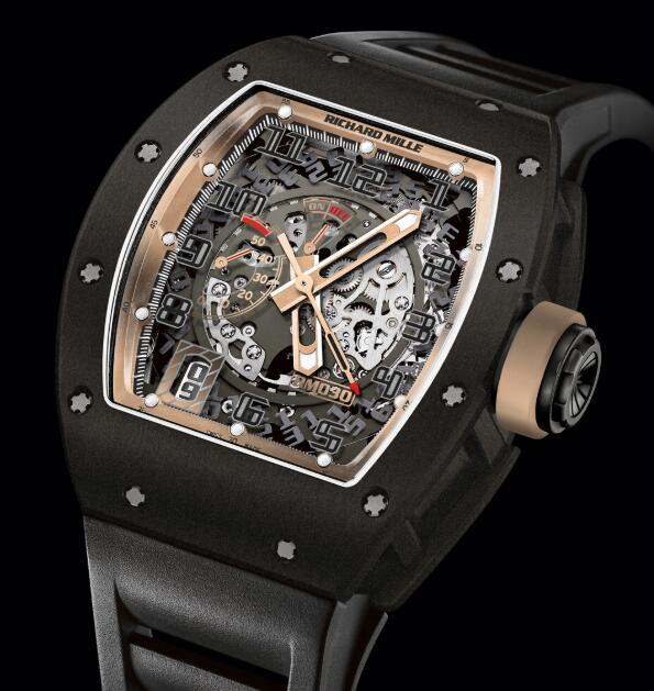 Richard Mille RM 030 BLACK CARBON Replica Watch