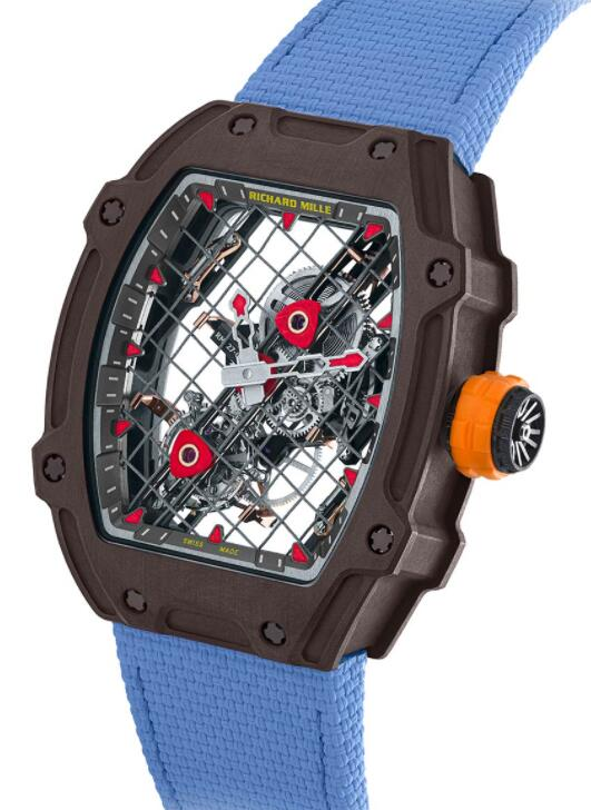 Luxury Richard Mille RM 27-04 Tourbillon Rafael Nadal Replica Watch