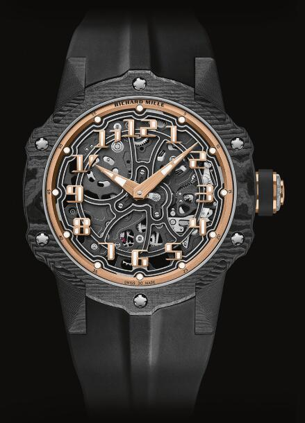 Richard Mille Replica Watch RM 33-02 Automatique