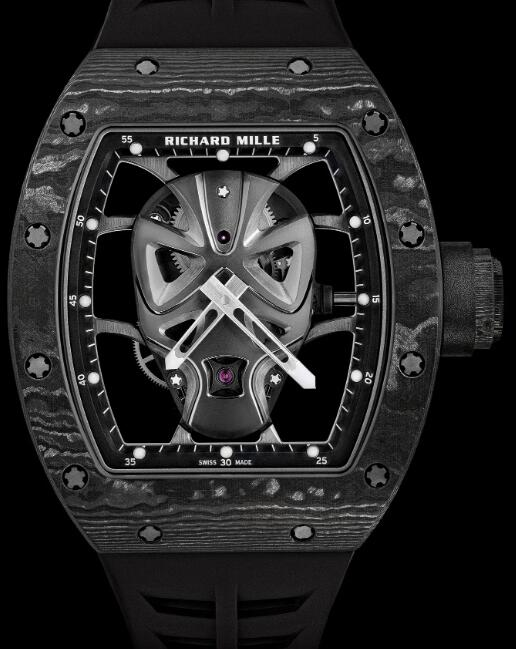 Richard Mille RM 52-06 Tourbillon Mask Replica Watch