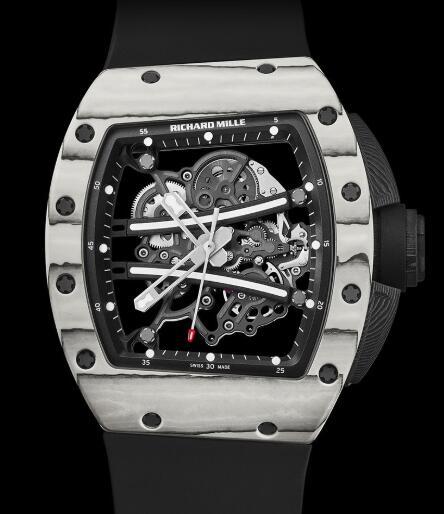 Richard Mille RM 61-01 Ultimate Edition Yohan Blake Replica Watch