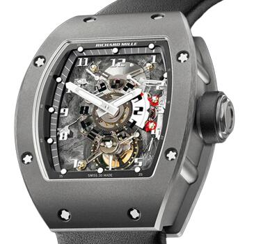 Richard Mille RM 003-V2 All Gray Watch Replica