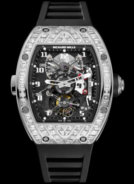 Richard Mille RM 003-V2 with diamond Watch Replica