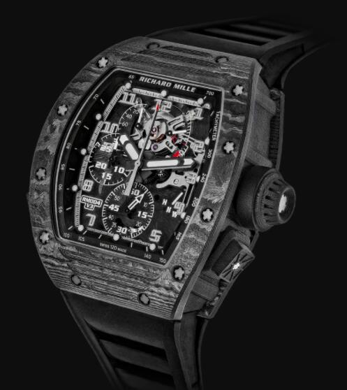 Richard Mille RM 004-V3 carbon Watch Replica