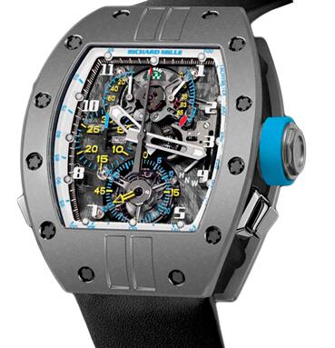 Online Richard Mille RM 008 White Watch Replica