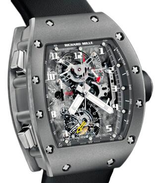 Richard Mille RM 008-V2 All Gray Watch Replica