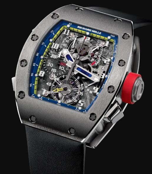 Richard Mille RM 008-V2 Blue Replica Watch