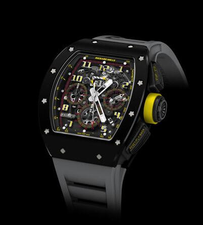 Richard Mille Replica Watch 511.46BQ.91-1 RM 011 Geneva Boutique