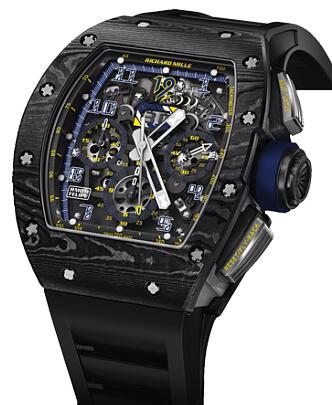 Richard Mille Replica Watch RM 011 Felipe Massa 10th Anniversary 511.72BR.91-1