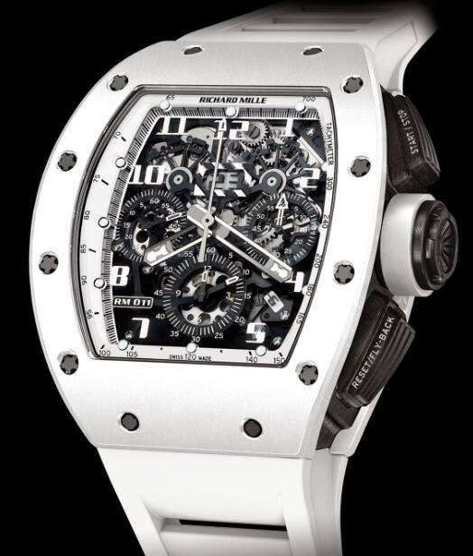 Richard Mille Replica Watch RM 011 Flyback Chronograph