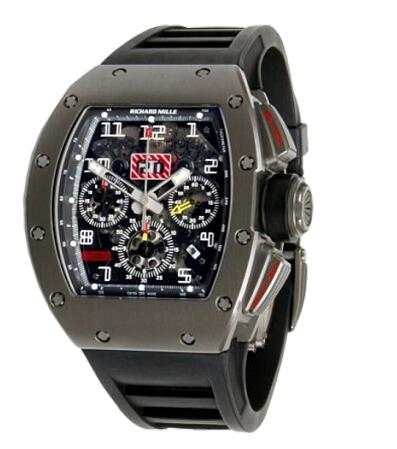 Richard Mille Replica Watch RM 011 Titalyt 511.45u.91-1