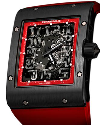 Richard Mille RM 016 Black Night Replica Watch