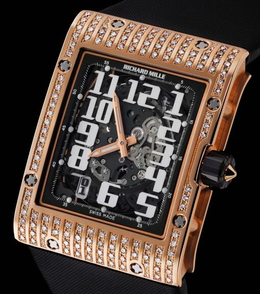 Richard Mille RM 016 RG Medium Set 516.041.91-1 Watch Replica