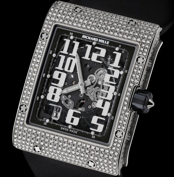 Richard Mille RM 016 WG Full Set 516.0610.91-1 Watch Replica