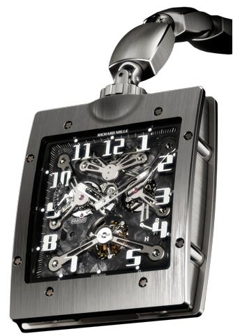 Richard Mille RM 020 Pocket Replica Watch