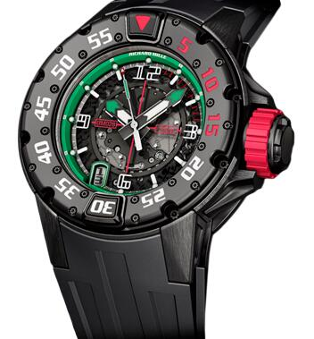 Richard Mille Replica Watch RM 028 Mexico