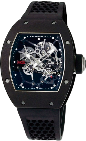 Richard Mille Replica Watch Rafael Nadal Chronofiable RM 035