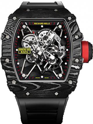Richard Mille Replica Watch Rafael Nadal RM 035-01