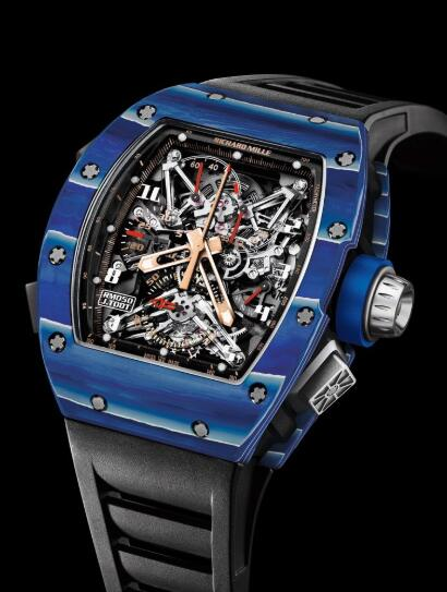 Richard Mille RM 050 Jean Todt 50th Anniversary Watch Replica