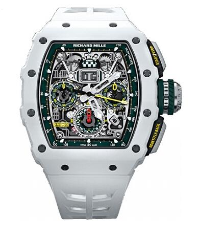 Richard Mille Replica Watch RM 11-03 Le Mans Classic