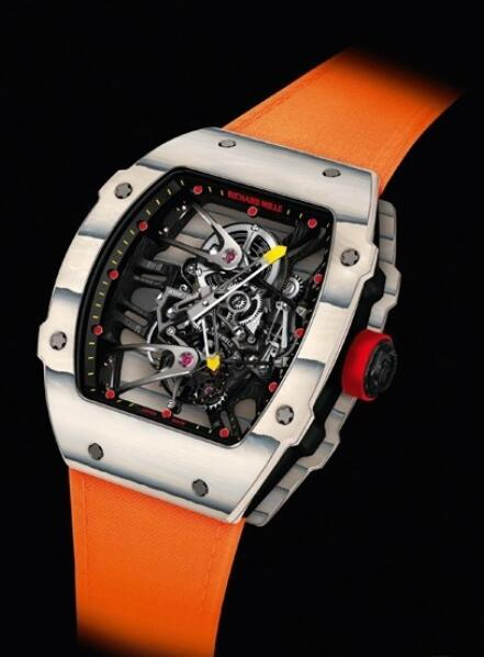 Richard Mille Replica Watch Tourbillon Rafael Nadal RM 27-02