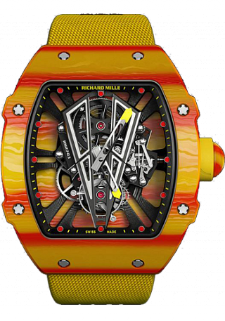 Richard Mille Replica Watch Rafael Nadal Tourbillon RM 27-03
