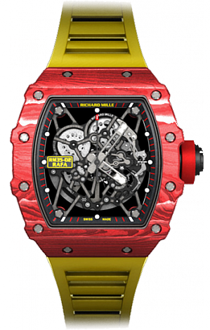 Richard Mille Replica Watch Rafael Nadal RM 35-02