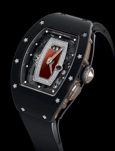 Richard Mille RM 37 Black Ceramic Watch Replica
