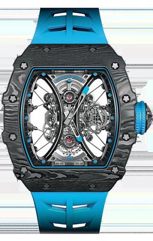 Richard Mille Replica Watch Tourbillon Pablo Mac Donough RM 53-01