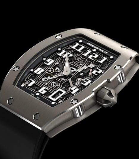 Richard Mille Replica Watch Automatic Extra Flat RM 67-01