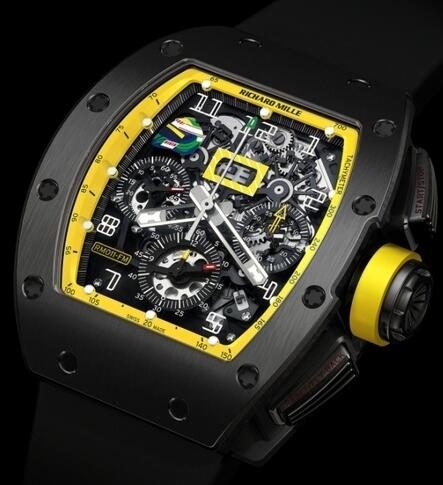 Richard Mille Replica Watch RM011 Brazil