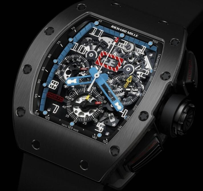 Richard Mille Replica Watch RM011 Italia