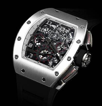 Richard Mille Replica Watch RM011 Polo de Deauville