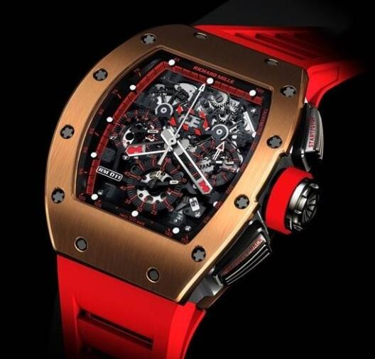 Richard Mille Replica Watch RM011 Red Demon