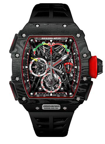 Richard Mille RM50-03 McLaren F1 Watch Replica