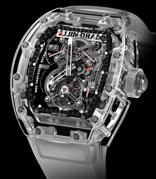 Richard Mille Replica Watch RM56-01 Sapphire 544.52.91