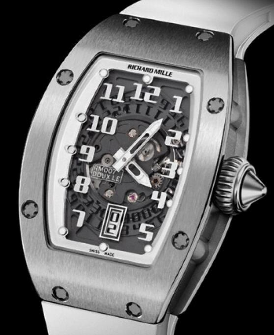 Richard Mille Replica Watch RM 007 Doux Joaillier