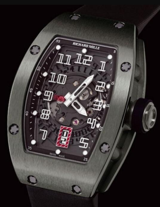 Richard Mille Replica Watch RM 007 Titalyt