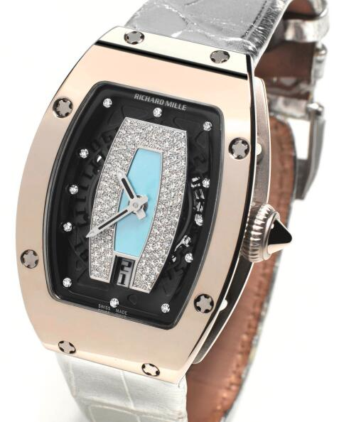 Richard Mille Replica Watch RM 007 red gold 506.0472.8551