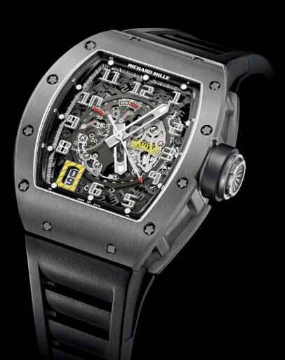 Richard Mille RM 030 Automatic with Declutchable Rotor Replica Watch