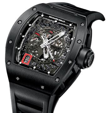 Richard Mille RM 030 Automatic Declutchable Rotor RM 030 Black Out Replica Watch