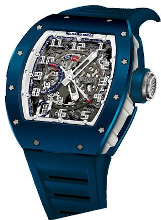 Richard Mille RM 030 Blue Ceramic EMEA Replica Watch