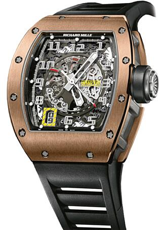 Richard Mille RM 030 Gold Titanium Replica Watch