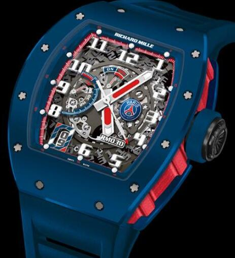 Richard Mille RM 030 Paris Saint Germain limited Replica Watch
